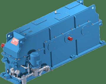 Réducteur TD5S 500-500